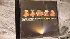 DA PUMP「TOUR 2000 BEAT BALL」DVD