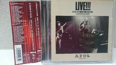 a flood of circle「LIVE!!!…2013」帯付