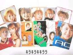 矢口真里モーニング娘。★コレクションカード/トレーディングカード11枚セット