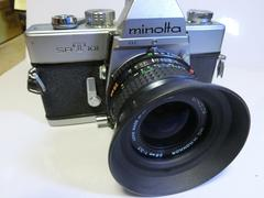 ミノルタ MINOLTA SRT101  レンズ付
