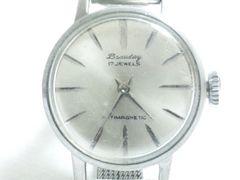 5678/Beaudayヴィンテージ1点物★手巻き式タイプレディース腕時計