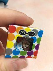 関ジャニ∞ 安田章大 缶バッジ セブンイレブン グッズ