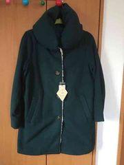 新品 コート 緑