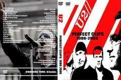 U2 COMPLETE CLIPS 1980-2006 プロモ集 2枚組 PV
