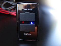 ホンダ用 USBポートパネル  充電&オーディオ中継