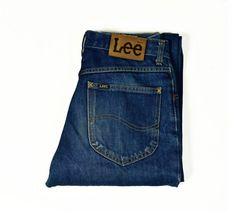 ◆廃盤◆LEEリーライダース0255タイトフィットW30・股下75cm