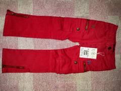 ジェニィ赤パンツ