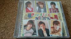 NEWSアルバム初回盤『Pacific』