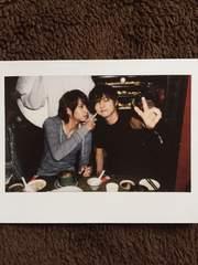 Hey!Say!JUMP 公式カレンダー チェキ風カード 八乙女光&薮宏太