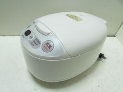 1010☆1スタ☆SHARP/シャープ ジャー炊飯器 5.5合炊き KS-F105-W