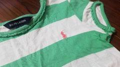 ★ラルフローレン★ボーダーTシャツ★サイズ120★