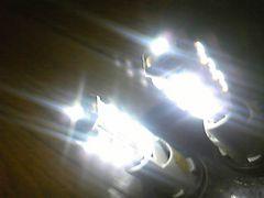 MH22s/MH23sワゴンRスティングレーに@LED@ポジション25連SMD白スモールランプ