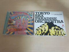 東京スカパラダイスオーケストラCD2枚セット★WORLD/Stompin'