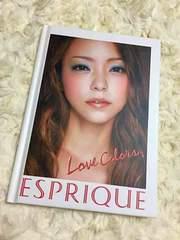 エスプリーク ビューティブック&ダイアリー2012 安室奈美恵