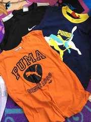Nike:Puma:adidasタンク6着set♪