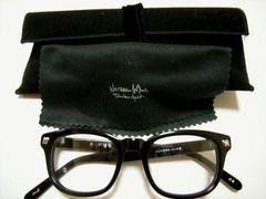 ナンバーナイン眼鏡サングラス ×泰八郎謹製 effector 黒