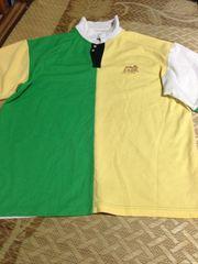 XXLサイズ cross colovrsのポロシャツ