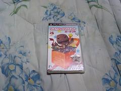 【新品PSP】リトルビッグプラネット