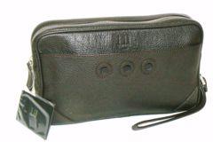 ダンヒル/dunhill 本革セカンドバッグ 804131BL717-160