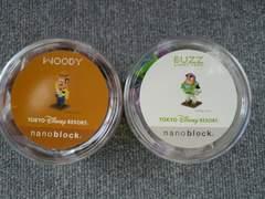 nanoblock「TDR BAZZ(バズ) & WOODY(ウッディー)」(Z)
