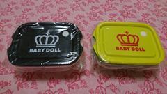 ベビードール☆フードコンテナー4個セット/調圧バルブ/非売品