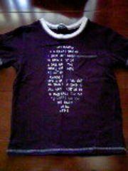 コムサ 半袖Tシャツ 黒 120