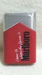 Marlboroマルボロ/マールボロ非売品レッドデザインターボライター新品