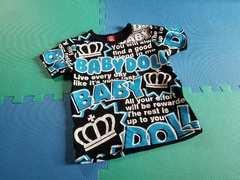 BABYDOLL☆ペイントTシャツ☆ベビードール 美品