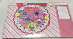 セーラームーン×マイメロディ☆ファイルボックス☆ピンク