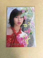 井上和香 2004 ボム トレカ 097