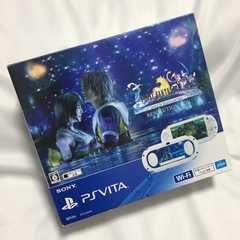 ソフトなし 新品 FF10/10-2 PSVita 同梱版 RESOLUTION BOX
