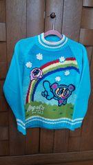 ♪ANGEL  BLUE♪可愛いセーター♪M150♪