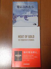 モバオクで買える「新品★THE NORTH FACEノースフェイス小冊子冊組¥30スタ」の画像です。価格は30円になります。