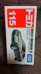 トミカ 旧115 ベントレーコンチネンタルGT 販売終了品 未使用 新品