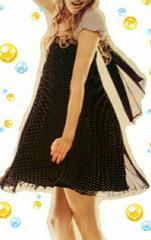 ピーチジョン☆メニウェイプリーツドレス2WAY☆PJ