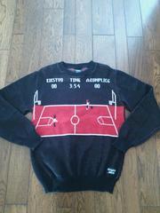 キックスTYOか×アコムプライス  セーター       日本製