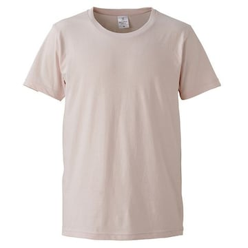 4.7オンス ファインジャージー Tシャツ ベビーピンク XL