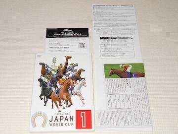 DVD★ジャパンワールドカップ 1 競馬 松岡正海