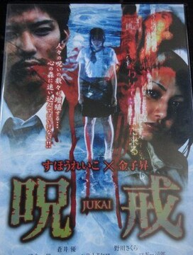 -d-.すほうれいこ 金子昇[呪戒 JUKAI]DVD 定価:3990円