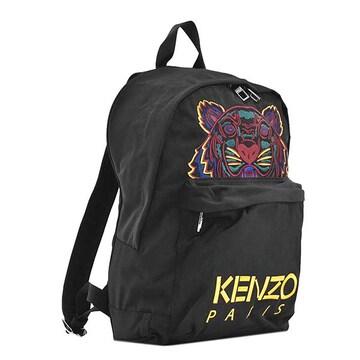 ◆新品本物◆ケンゾー KAMPUS バックパック(BK)『F855SF300F20 99C』◆