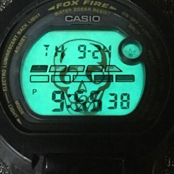 レア?? G-SHOCK DW-002RS ローリングストーンズ スカル