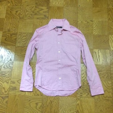 GENIE BLEU ドレスシャツ カジュアル 送料込