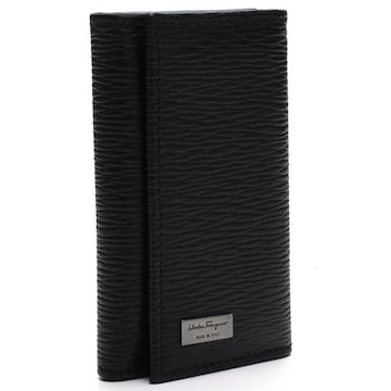 フェラガモ 6連キーケース 66-A225 0693661 ブラック