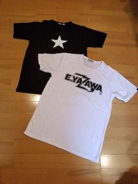 ◆yazawa◆ロゴTシャツ黒のみ◆