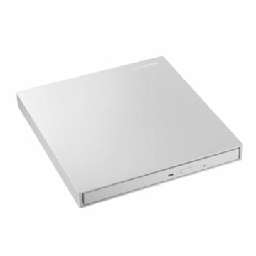 I-O DATA 外付け DVDドライブ 薄型/USB3.0/EX-DVD04W(f)