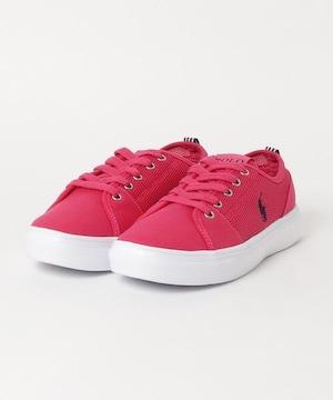 新品/ポロラルフローレン/ブランドロゴアイコンスニーカー女性靴