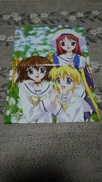 D.C.〜ダ・カーポ〜/おねがい☆ツインズ 両面ポスター