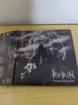 ROBIN(ロビン)「Thunder & Speedumb」サイコビリー/パンカビリー