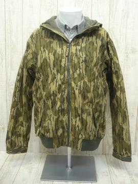即決☆コロンビア 特価 中綿+裏フリース 防寒ジャケット CAMO/XXL 新品