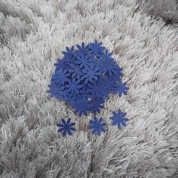 ペーパークラフト クラフトパンチ 50枚 お花